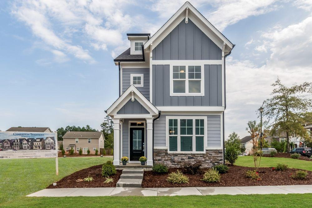 'Charleston Traditions at Bowling Green' by Custom Builders in Raleigh-Durham-Chapel Hill