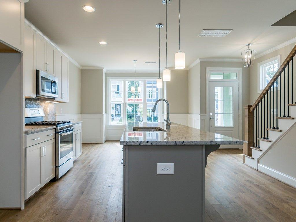 Kitchen featured in the Holmes By Prewitt Custom and Walker D.B. in Raleigh-Durham-Chapel Hill, NC