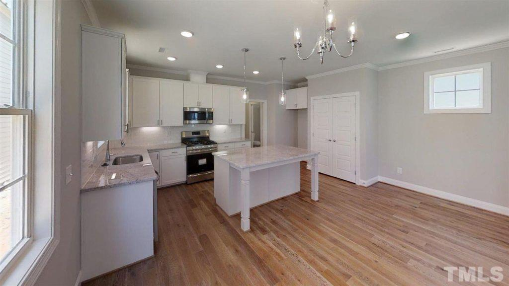 Kitchen featured in the Logan By Prewitt Custom and Walker D.B. in Raleigh-Durham-Chapel Hill, NC