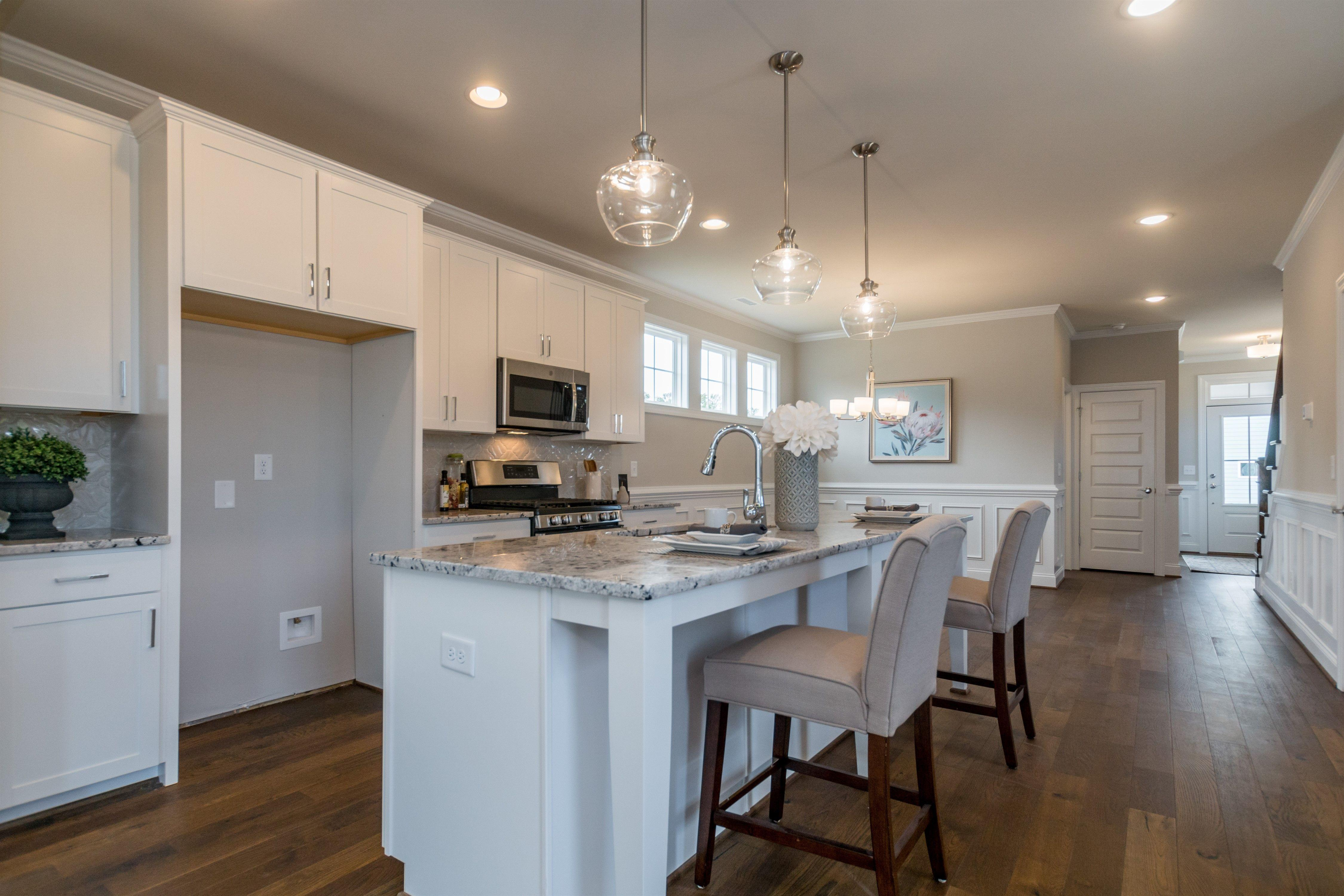 Kitchen featured in the Perry Urban By Prewitt Custom and Walker D.B.