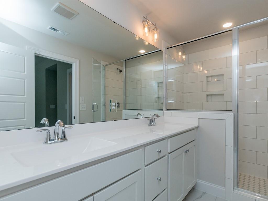 Bathroom featured in the Belmont Urban By Prewitt Custom and Walker D.B.