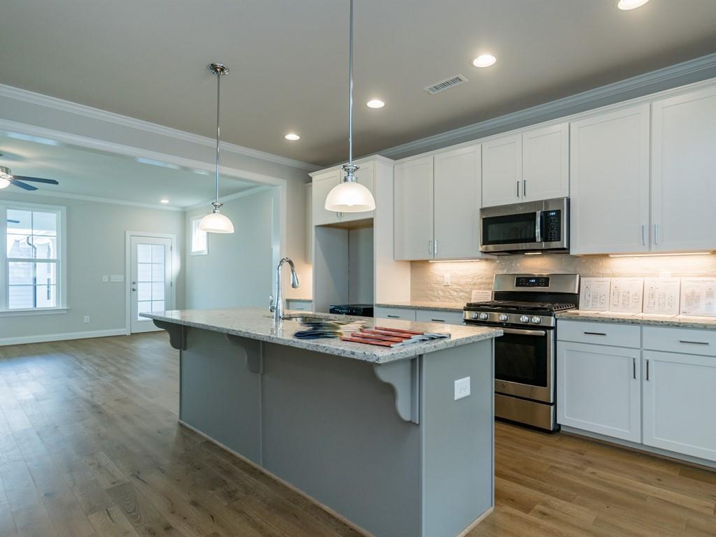 Kitchen featured in the Carroll By Prewitt Custom and Walker D.B. in Raleigh-Durham-Chapel Hill, NC