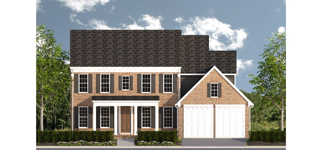 Fletcher Home Plan By Charter Homes Neighborhoods In