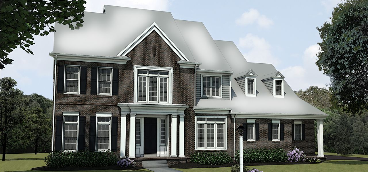 Calder Home Plan By Charter Homes Neighborhoods In Summit
