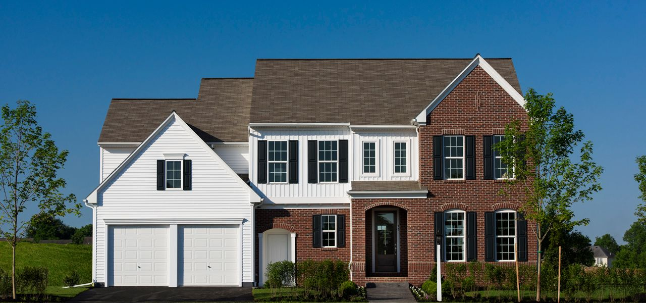 Woodbridge in mechanicsburg pa by charter homes Home builders central pa