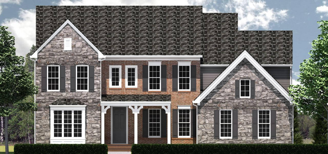 Maxwell Home Plan By Charter Homes Neighborhoods In Summit