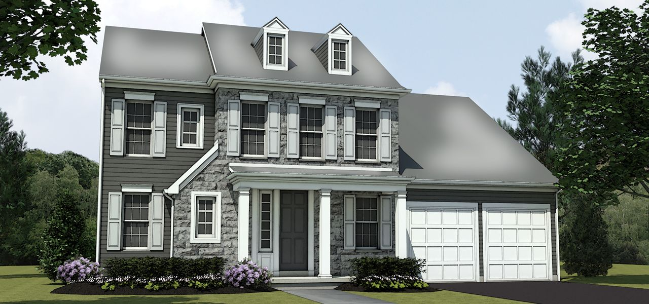 Harwood Home Plan By Charter Homes Neighborhoods In Walden