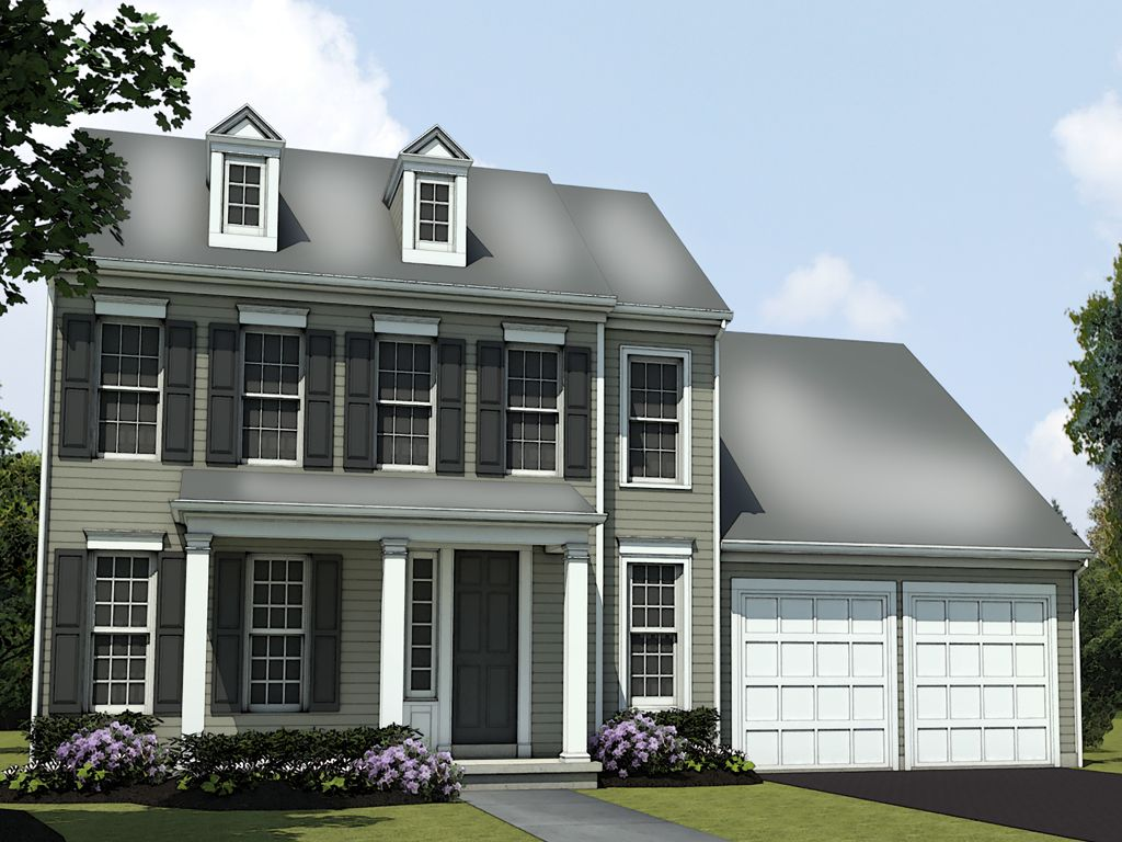 Exterior featured in the Finch By Charter Homes & Neighborhoods  in Harrisburg, PA