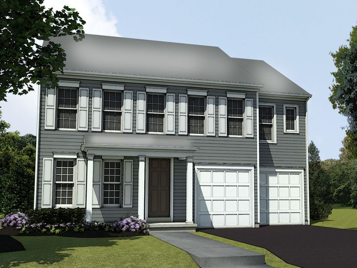 The Kenyon:Traditional Elevation Rendering