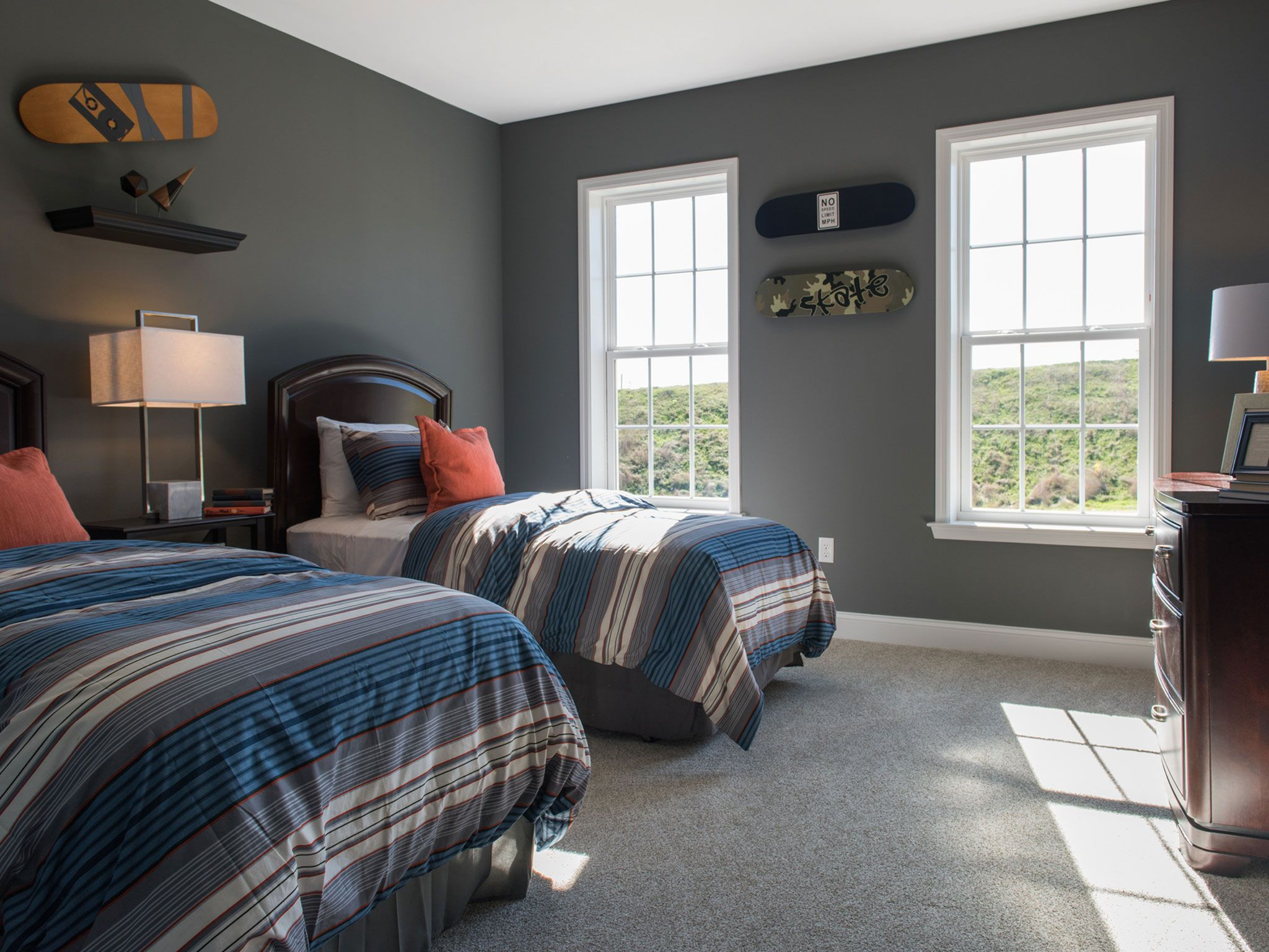 Bedroom featured in the Drummond By Charter Homes & Neighborhoods  in Pittsburgh, PA