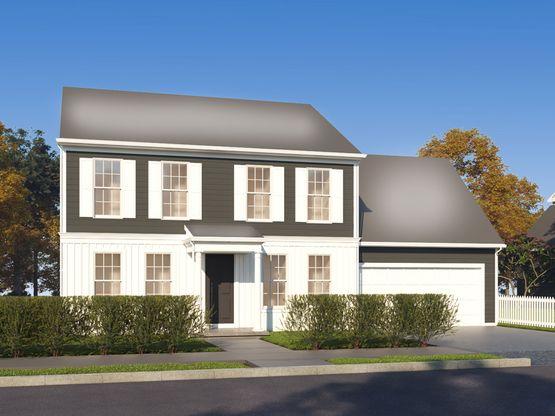 The Singleton:Estate Elevation