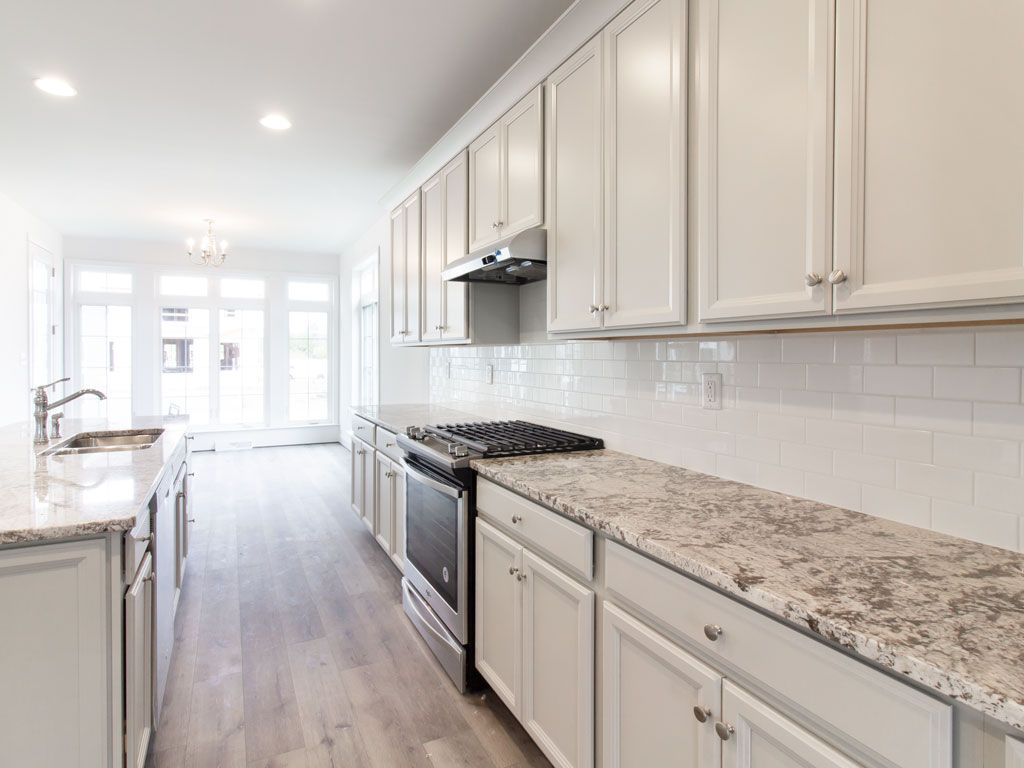 Kitchen featured in the Glenmar By Charter Homes & Neighborhoods  in Pittsburgh, PA
