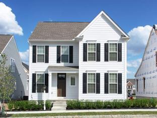 Newport - Hastings: Bridgeville, Pennsylvania - Charter Homes & Neighborhoods