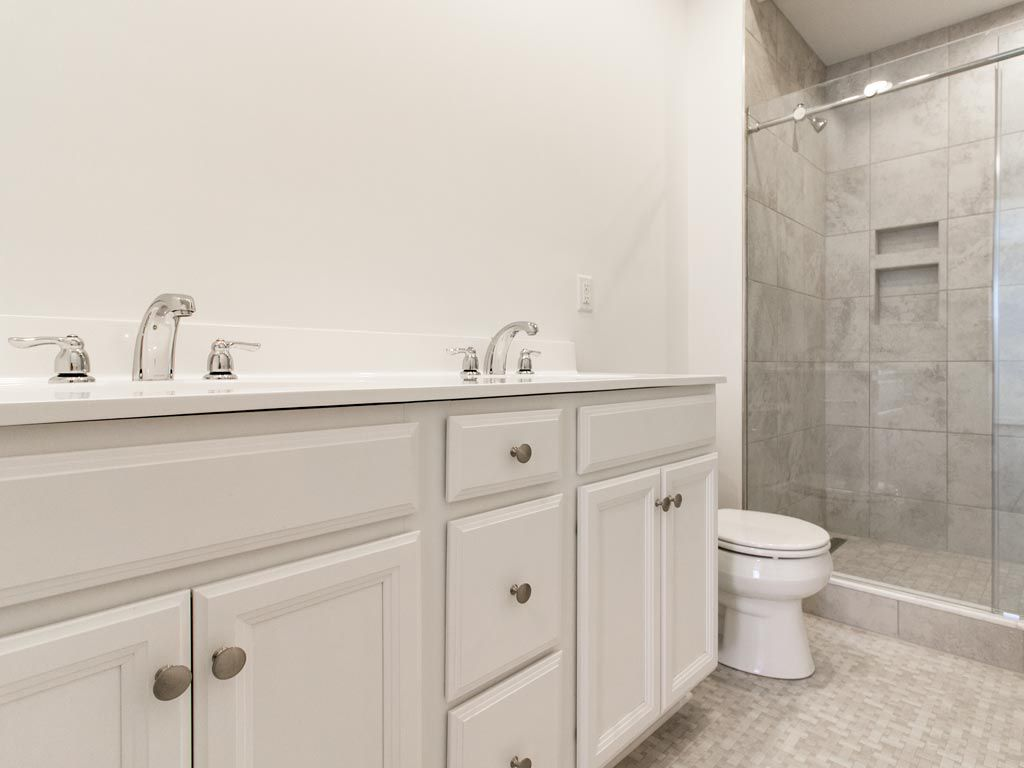 Bathroom featured in the Newburg By Charter Homes & Neighborhoods  in Harrisburg, PA