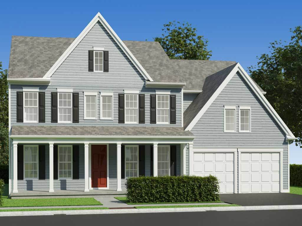 Exterior featured in the Charlotte By Charter Homes & Neighborhoods  in Harrisburg, PA