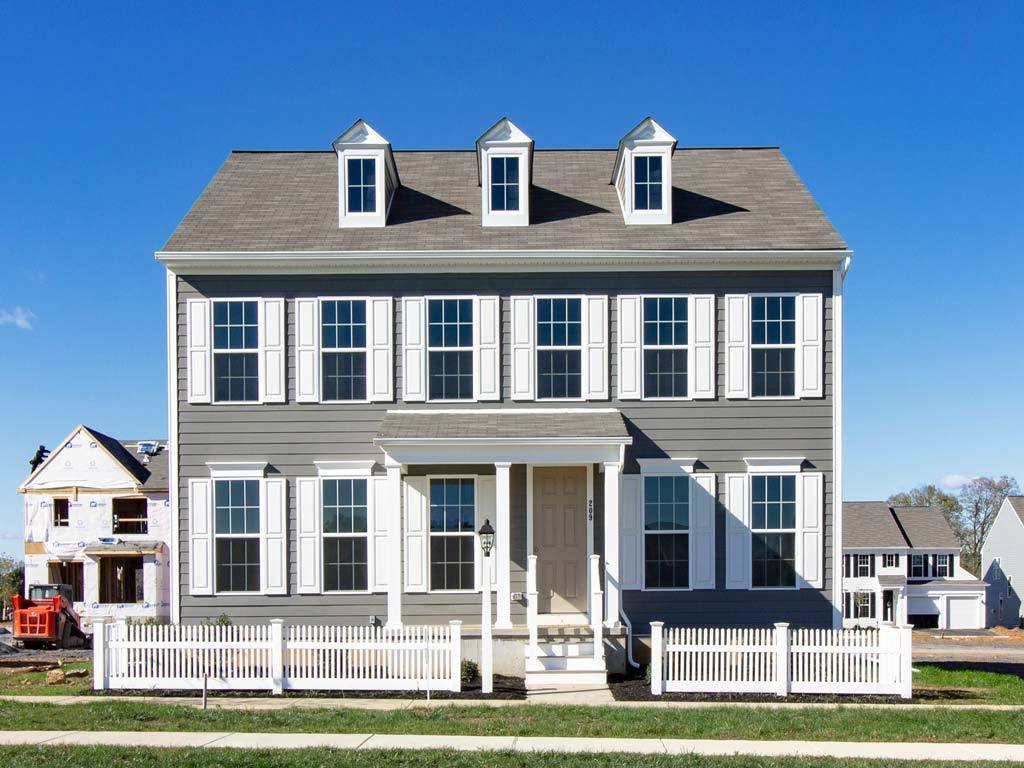 Exterior featured in the Glenmar By Charter Homes & Neighborhoods  in Pittsburgh, PA