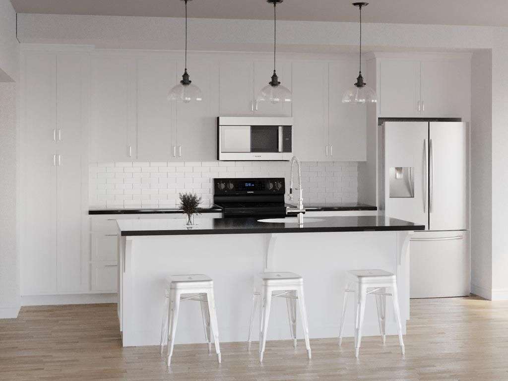 Kitchen featured in the Edris By Charter Homes & Neighborhoods  in Pittsburgh, PA