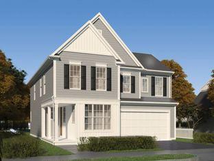 Russell - Riverbend: Harrisburg, Pennsylvania - Charter Homes & Neighborhoods