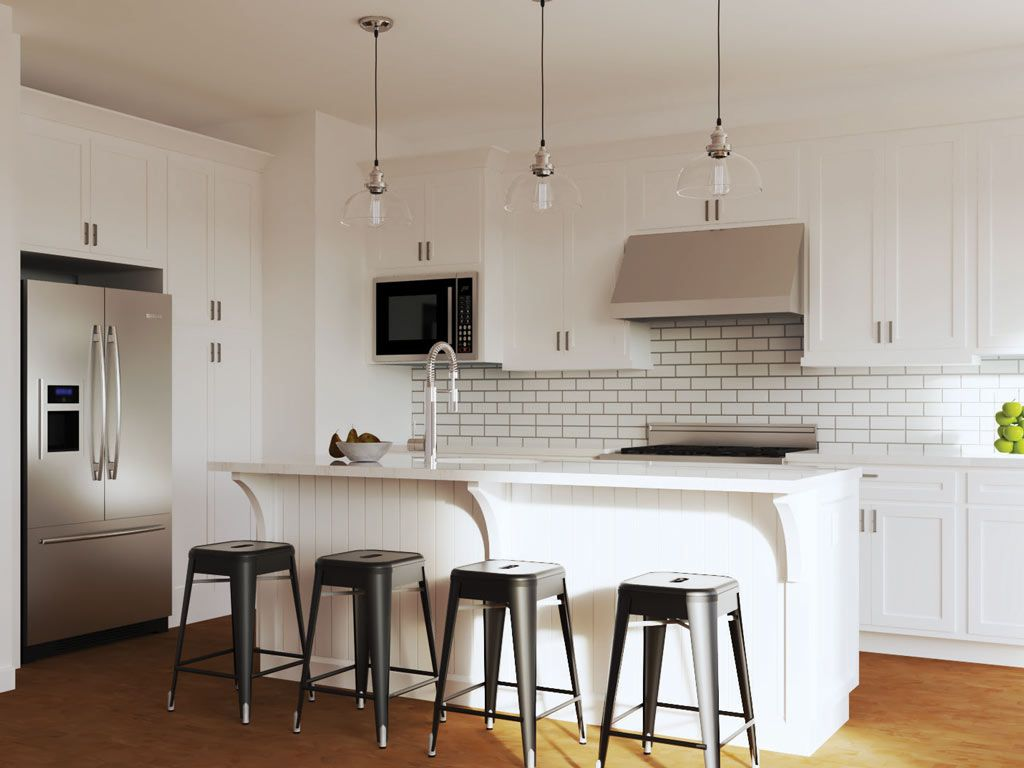 Kitchen featured in the Russell By Charter Homes & Neighborhoods  in Harrisburg, PA