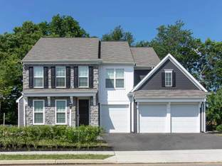 Sheffield - Tattersall: Mechanicsburg, Pennsylvania - Charter Homes & Neighborhoods