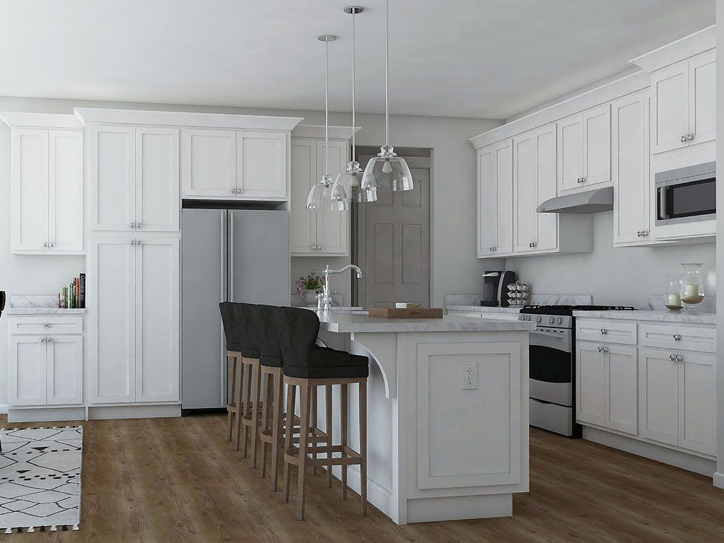 Kitchen featured in the Sheffield By Charter Homes & Neighborhoods  in Harrisburg, PA