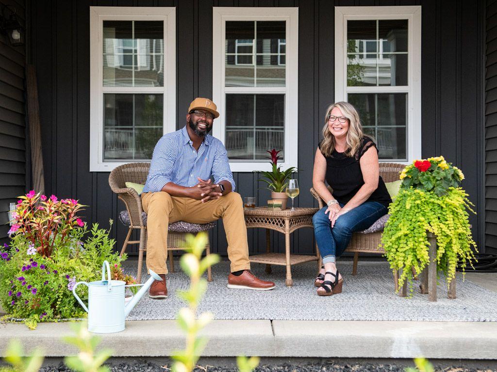 'Meeder' by Charter Homes & Neighborhoods in Pittsburgh