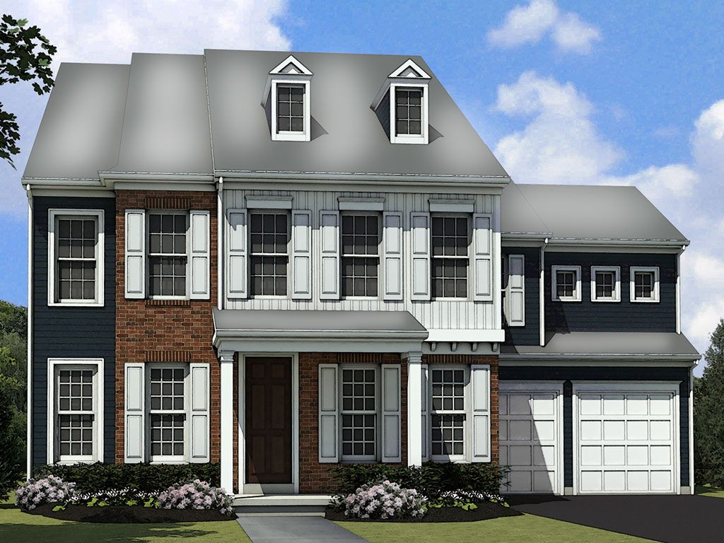 Exterior featured in the Monroe By Charter Homes & Neighborhoods  in Pittsburgh, PA
