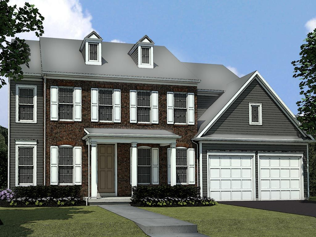 Exterior featured in the Lewis By Charter Homes & Neighborhoods  in Harrisburg, PA