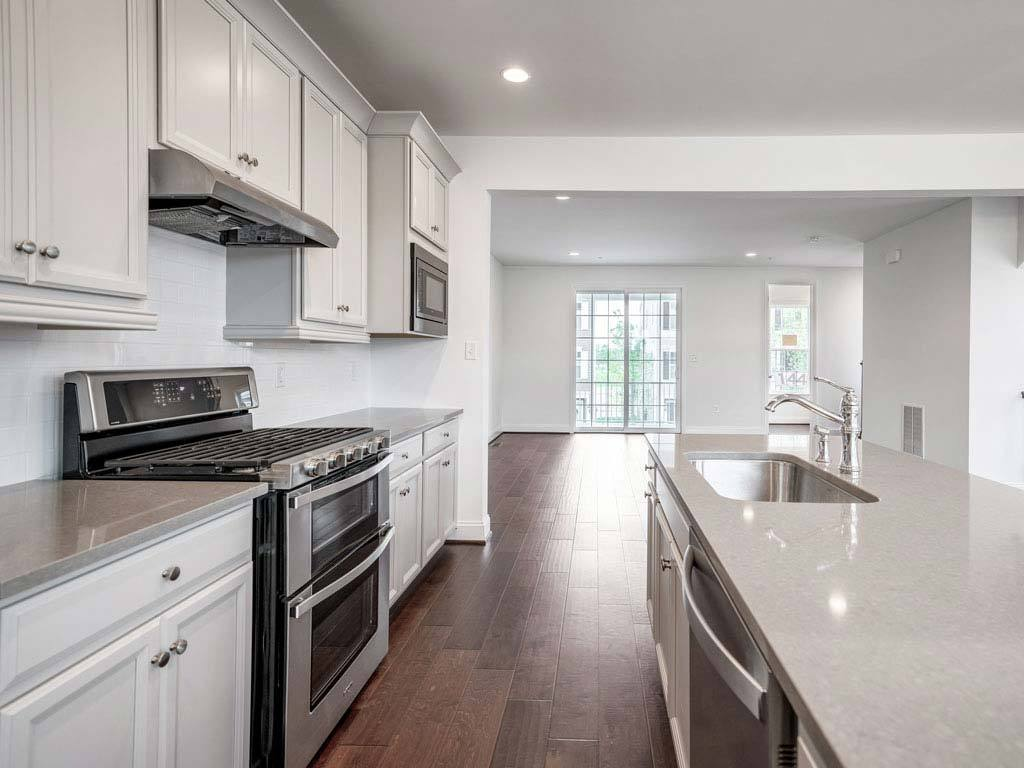 Kitchen featured in the Stockton By Charter Homes & Neighborhoods  in Pittsburgh, PA