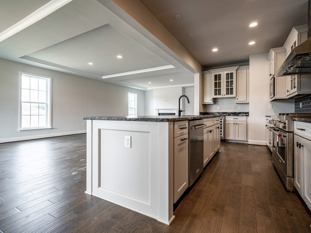 Kitchen featured in the Potter By Charter Homes & Neighborhoods  in Pittsburgh, PA