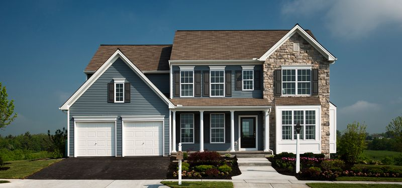 Charter homes neighborhoods new homes in central for Home builders central pa