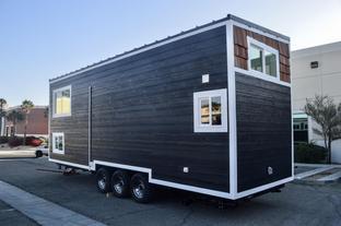 Roomy Retreat 28 - Cheeky Monkey Tiny Homes: Bellingham, Washington - Cheeky Monkey