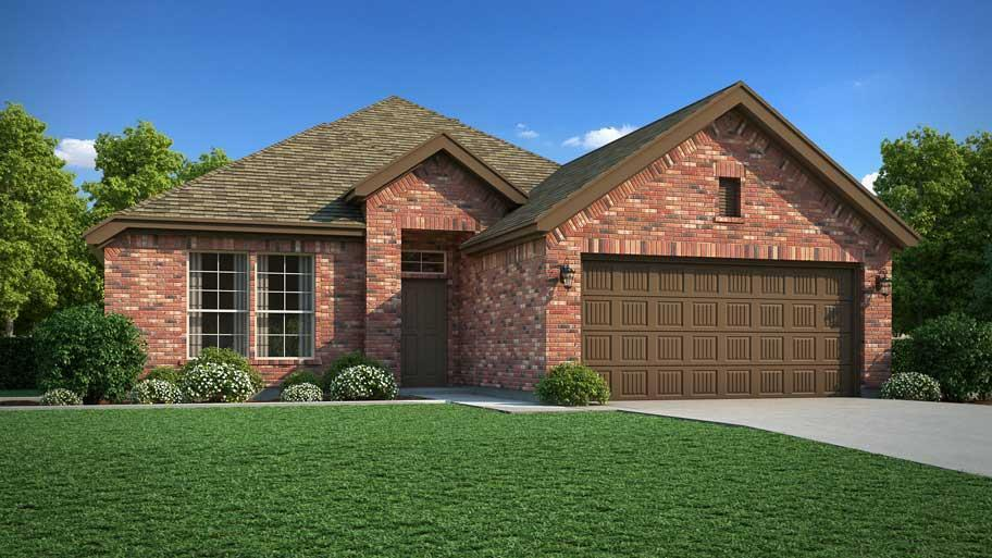 'Forest Glen' by Cheldan Homes in Fort Worth