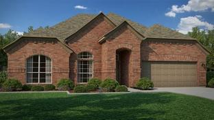 Hudson II - Hertitage II: Joshua, Texas - Cheldan Homes