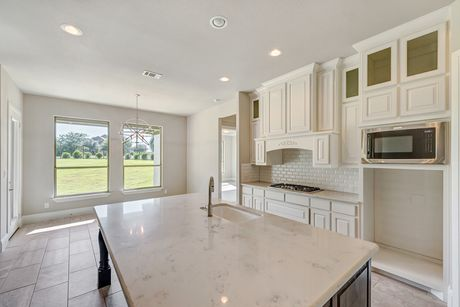 Kitchen-in-Guadalupe-at-La Cantera-in-Benbrook