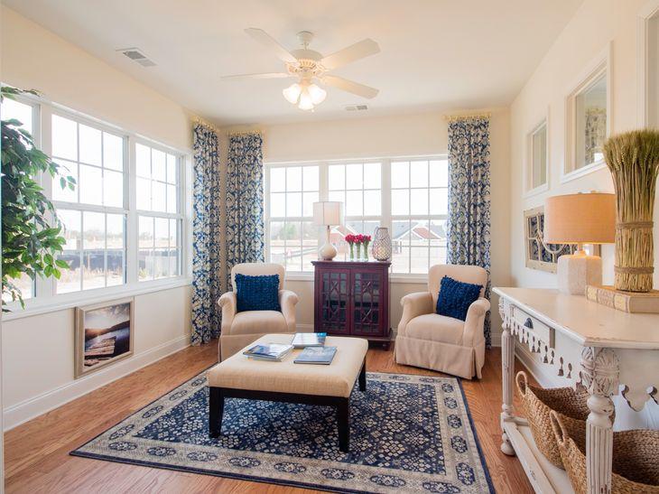 Interior:Sunroom Option