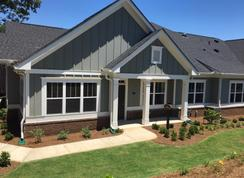 Ashewood with Bonus Room and 3rd Bath - Orchards of Central Park: Cumming, Georgia - The Orchards Group