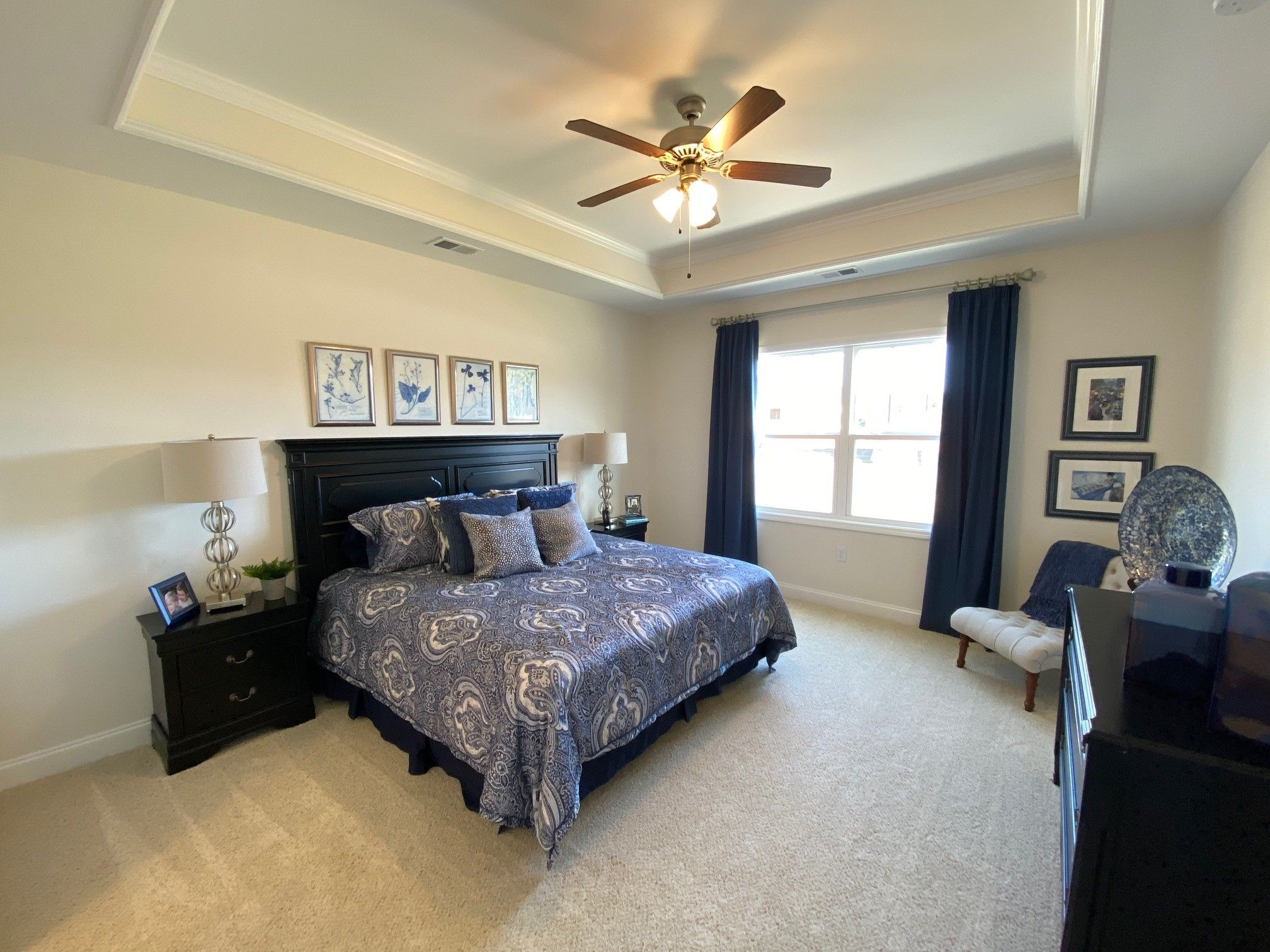 Bedroom featured in the Ashewood with Bonus Room and 3rd Bath By The Orchards Group in Atlanta, GA