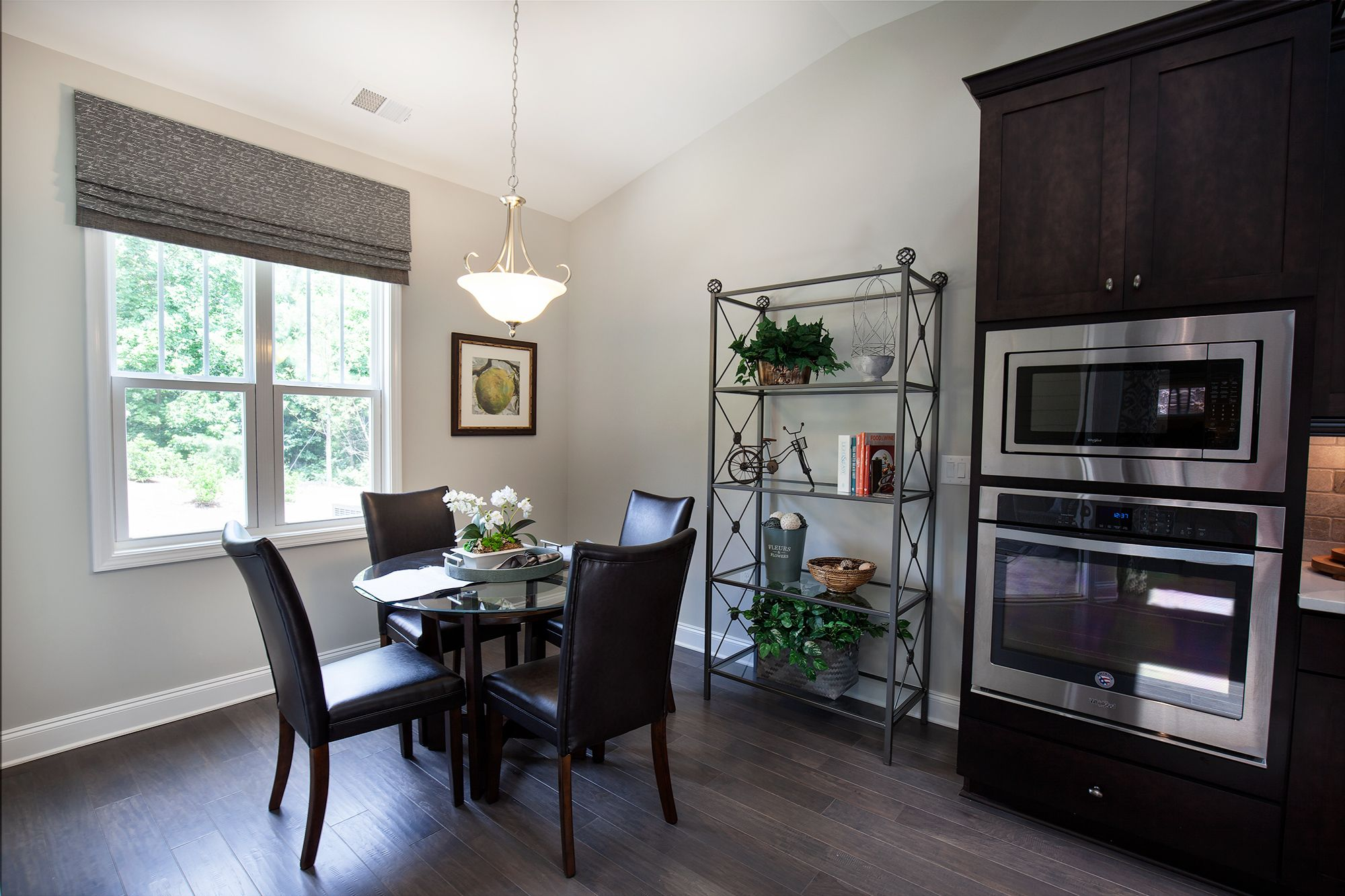 Kitchen featured in The Dogwood Villa Home By The Orchards Group in Atlanta, GA