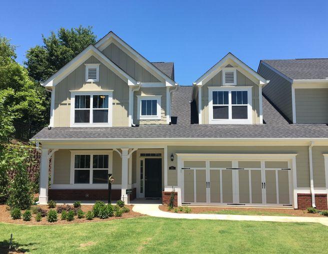 The Dogwood Villa Home