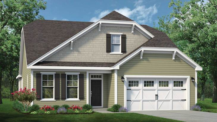 The Sandbar | New Homes in Bridgewater