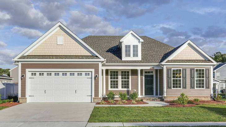 The Everely | New Homes in Kingston Estates