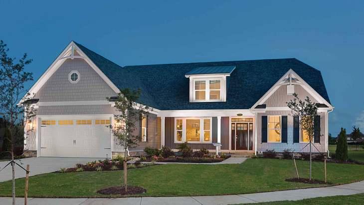 The Gardenia   New Homes in Kingston Estates