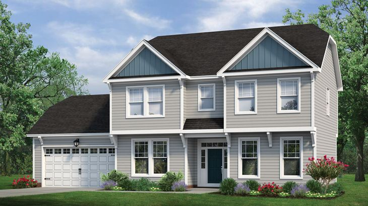 The Rhapsody Basement | New Homes in Langston Ridge