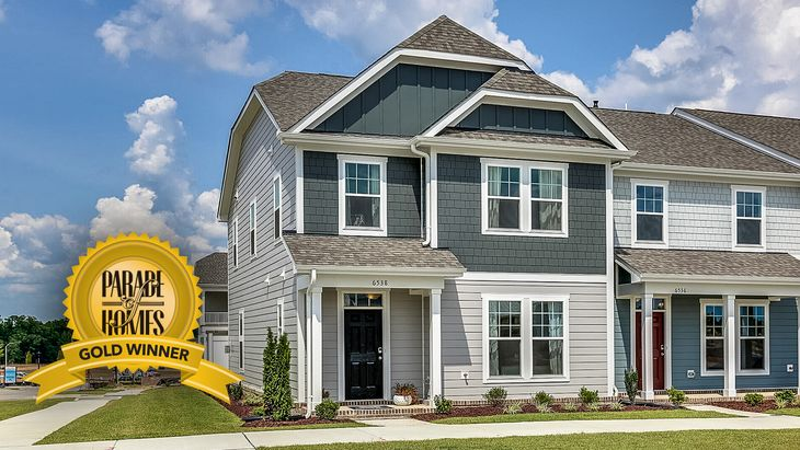 The Lavender MG | New Homes in 5401 North