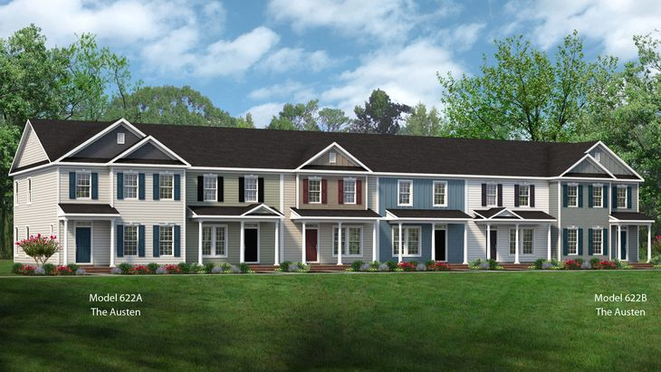 The Austen | New Homes Myers Point