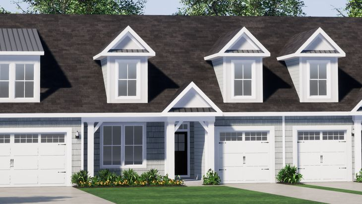 The Topsail | New Homes in Bridgewater