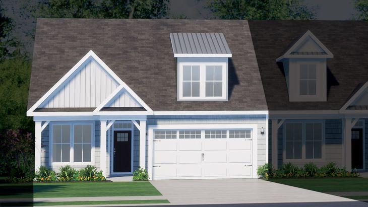 The Kiawah | New Homes in Bridgewater