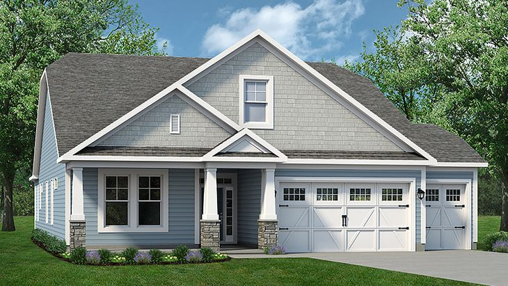 The Sand Dollar | New Homes in Bridgewater