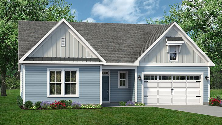 The Seashore | New Homes in Bridgewater